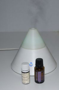 Diffusing Essential Oils Harmful for Cats