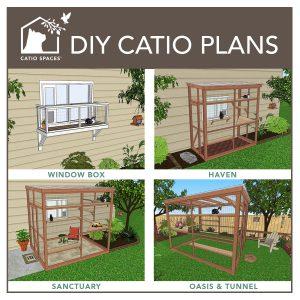 Catio Cat Enclosure - Catiospaces.com