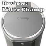 Review: Lucky Champ - Litter Champ Taupe